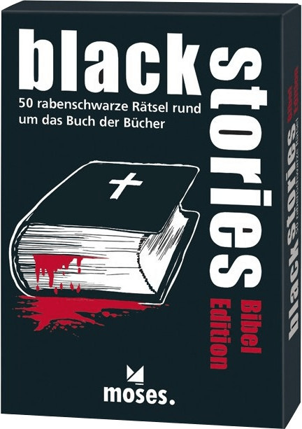 Moses Black Stories - Bibel Edition