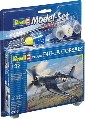Revell Vought F4U-1D Corsair (63983)