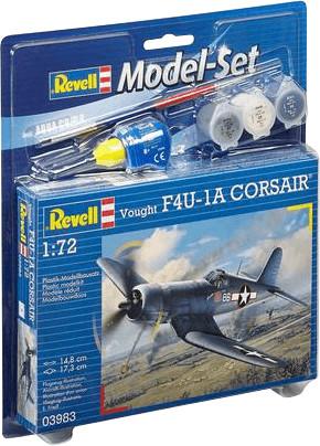 Revell Vought F4U-1D Corsair (63983)