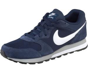 Zapatos negros and 1 para hombre Zapatos marrones vintage Nike MD Runner 2 para hombre Mujeres de los zapatos de lona transpirable Joker/Bajo fondo plano literario enfermera casual zapatos-A Longitud del pie=24.3CM(9.6Inch) ZU6AtV6DZv