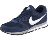 d852c05b99e662 Nike MD Runner 2 midnight navy white wolf grey