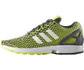 adidas zx flux yellow