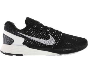 new styles 3409e 83347 womens nike lunarglide 4 summit white black