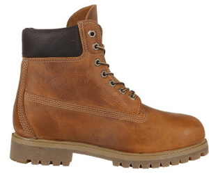 Timberland 6 Inch Premium Heritage Classic burnt orange worn