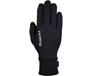 Roeckl Budapest Fahrrad Handschuhe kurz weiß//schwarz 2019