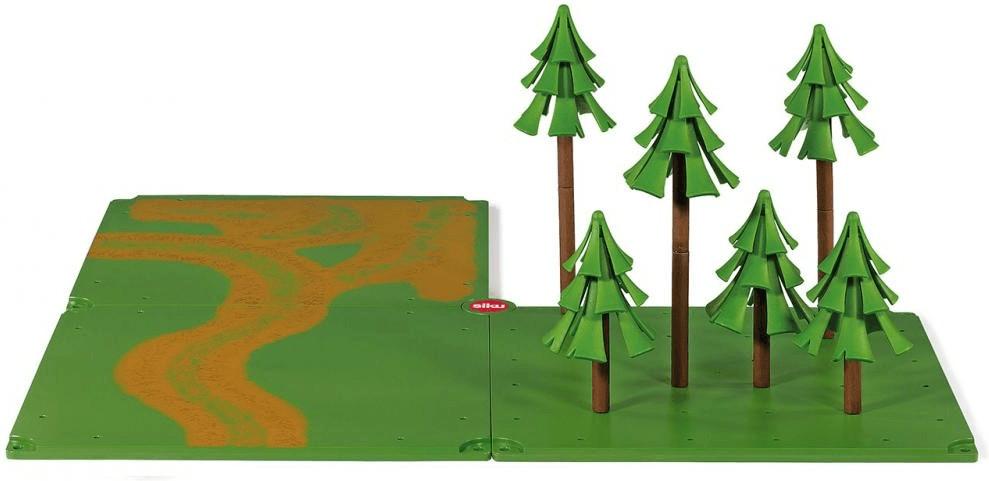 Siku Feldwege und Wald (5699)
