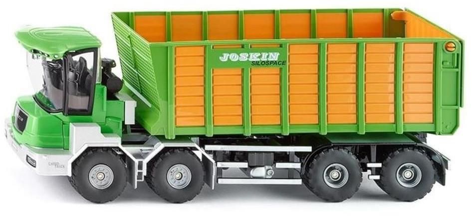 Siku Joskin Cargo-Track mit Ladewagen (4064)
