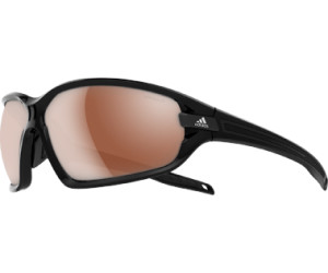 Adidas Evil Eye Evo Basic L A418 6054 (black shiny/black /LST Polarized silver)