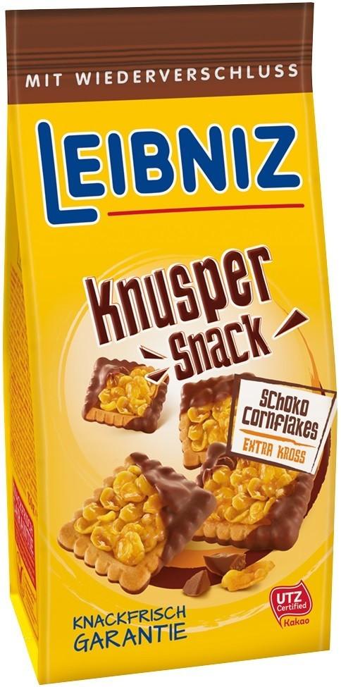 Leibniz Knusper Snack Cornflakes Schoko (150g)