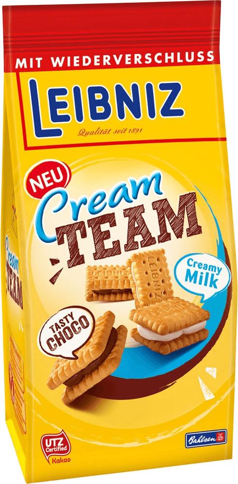 Leibniz Cream Team (150g)