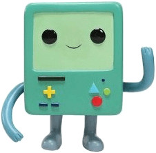 Funko Adventure Time - Bobble-Head BMO