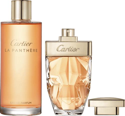 Cartier La Panthère Set (EdP 25ml + EdP Refill ...