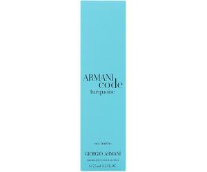 Buy Giorgio Armani Code Turquoise Eau De Toilette 75ml From 2695