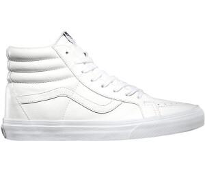 Vans Sk8 Hi Reissue all true white au meilleur prix sur