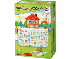 Nintendo New 3DS XL + Animal Crossing: Happy Home Designer