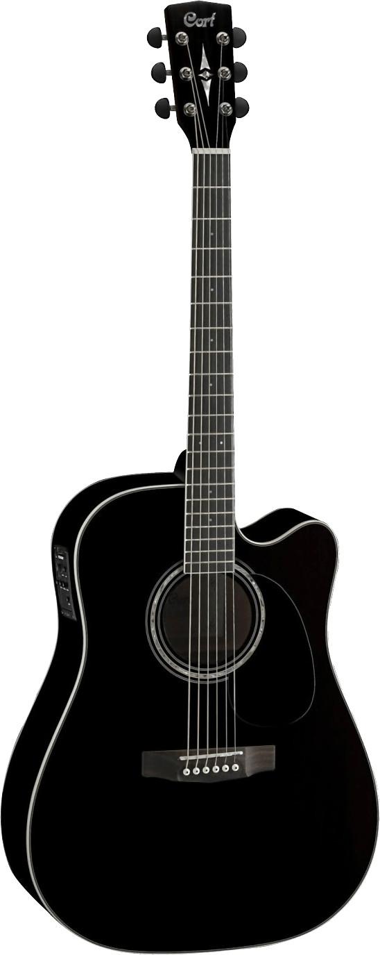 Cort MR-710F-BK Black