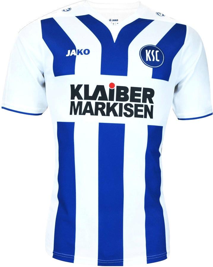 JAKO Karlsruher SC Home Trikot 2015/2016