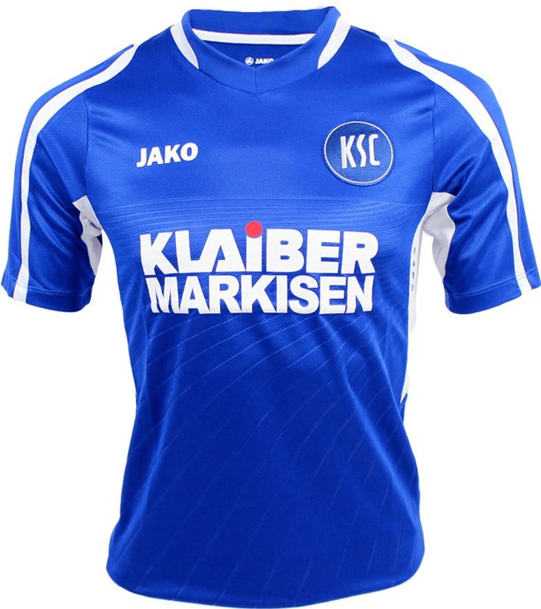 JAKO Karlsruher SC Away Trikot 2015/2016