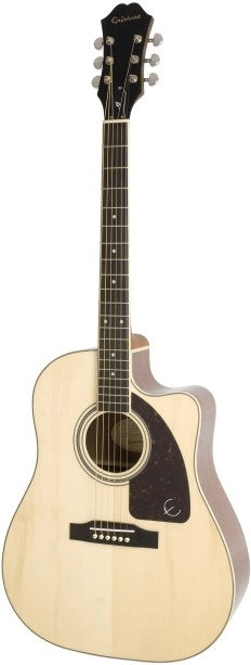 Image of Epiphone AJ-220SCE-NA Natural