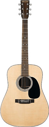 Image of Martin Guitars D-28 Natural