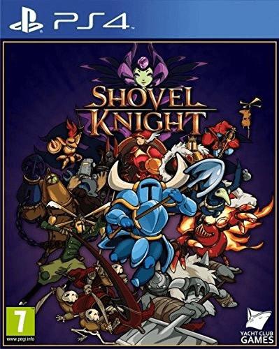 Shovel Knight (PS4)