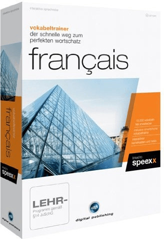 Digital Publishing Vokabeltrainer Français