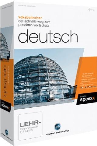Digital Publishing Vokabeltrainer Deutsch