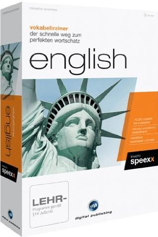 Digital Publishing Vokabeltrainer English