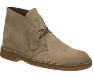 low priced 1be02 95493 Clarks Desert Boot wolf suede (26106561) a € 116,00 ...