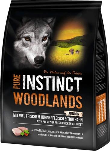 Pure Instinct Woodlands Junior Trockenfutter (1...