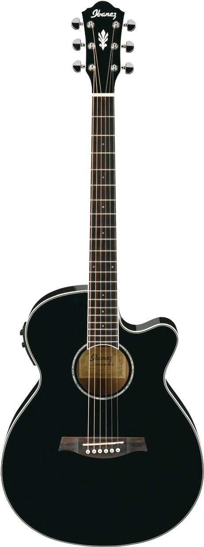 Ibanez AEG10II-BK Black