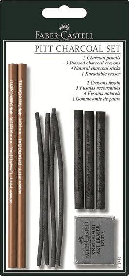 Faber-Castell PITT Monochrome Zeichenkohle