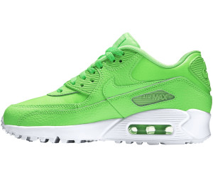 finest selection c80c1 b9cf4 Nike Air Max 90 Leather GS. voltage green white green voltage. Lowest price