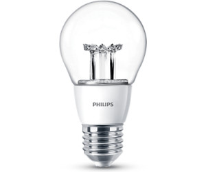 Philips LED Lampe (dimmbar) 6 W (40 W), E27 Sockel, Warmweiß