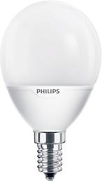 Philips Softone 7 W (30 W), E14-Sockel, Warmweiß