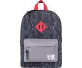 32ad24f262b Herschel Heritage Kids Backpack black snake grey