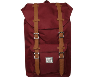 88f354f15 Buy Herschel Little America Mid-Volume Backpack windsor wine/tan ...