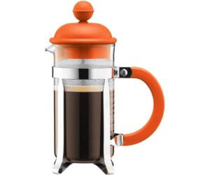bodum caffettiera 0 35 l orange Bodum Chambord French Press Set