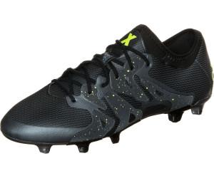 Adidas X15.1 FG AG Men core black solar yellow night metallic desde ... 7624ad68e185f