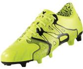 Adidas X15.1 FG AG Men Leather solar yellow solar yellow core 71c03681acb3b