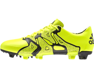 Adidas X15.1 FGAG Men Leather solar yellowsolar yellow