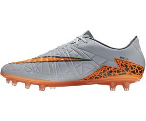 Nike Hypervenom Phinish II FG wolf greyblacktotal orange