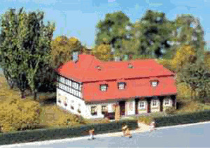 Auhagen Umgebindehaus (13305)