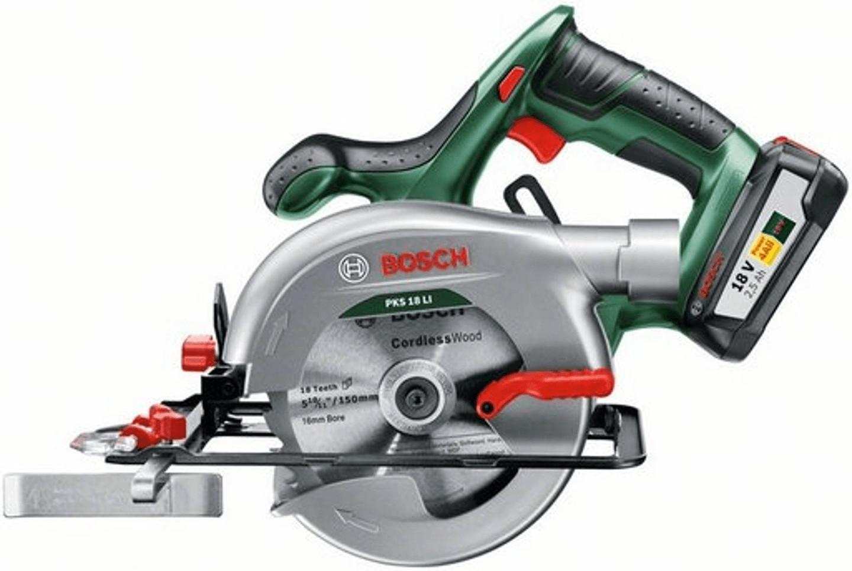Bosch PKS 18 LI (1 x 2,5 Ah)