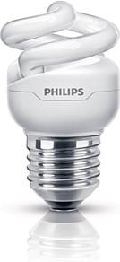 Philips Tornado Spiralförmige Energiesparlampe ...