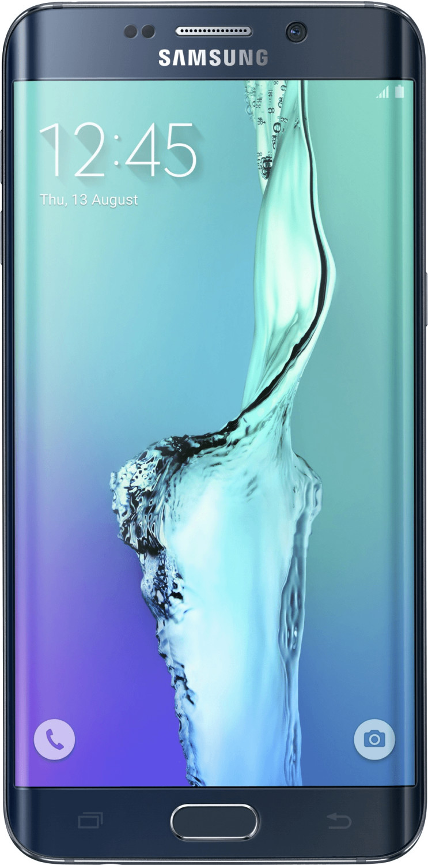 Image of Samsung Galaxy S6 Edge+ 64GB Black Sapphire