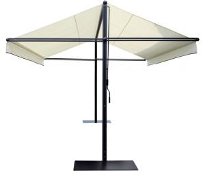 leco doppelmarkise 400cm ab preisvergleich bei. Black Bedroom Furniture Sets. Home Design Ideas
