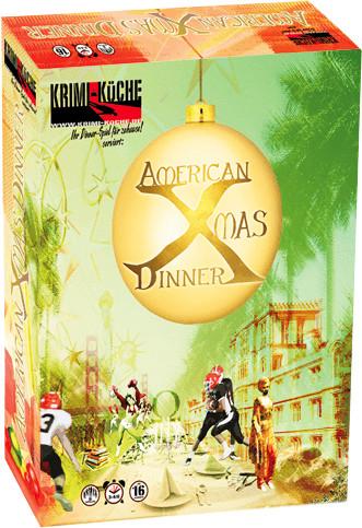 Krimi-Küche American XMAS Dinner