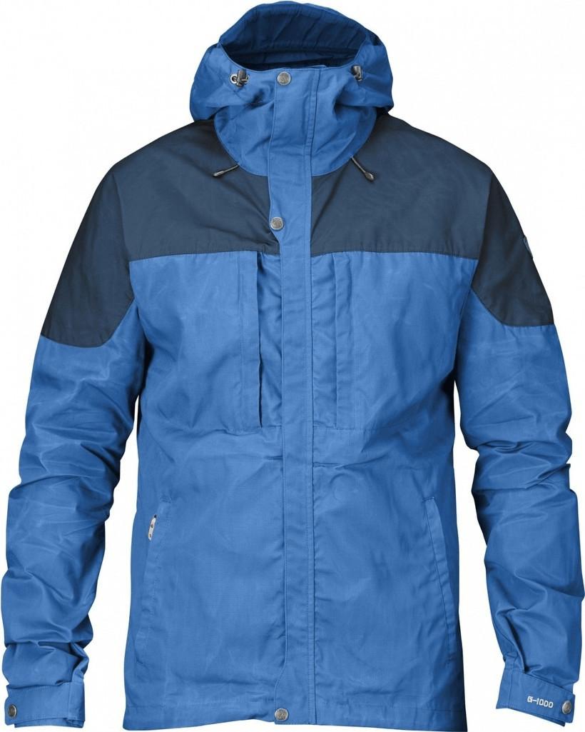 Fjällräven Skogsö Jacket UN Blue/Uncle Blue