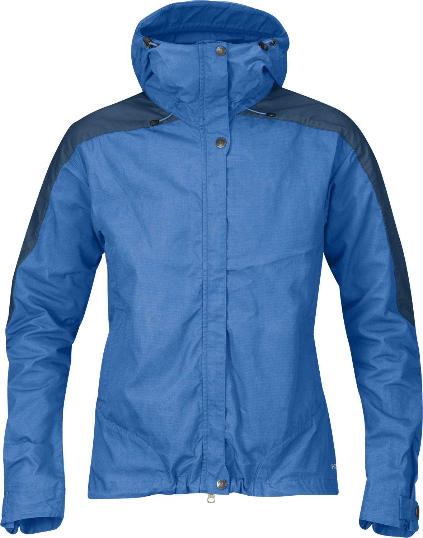Fjällräven Skogsö Jacket W UN Blue / Uncle Blue